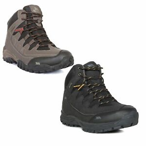 Trespass-Finley-Mens-Waterproof-Boots-Breathable-Walking-Hiking-Shoes
