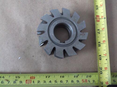 "Concave Milling Cutter 5//8/"" 1.25/"" Bore"