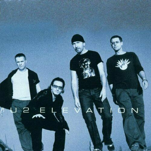 U2 [Maxi-CD] Elevation (2001, #5886732)