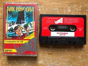 Commodore 64 (C64) - Ark Pandora (par Rhino) - ccn-afficher le titre d`origine 8kV4G7Qy-08133416-757401864