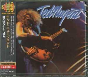 TED-NUGENT-S-T-JAPAN-CD-BONUS-TRACK-Ltd-Ed-B63