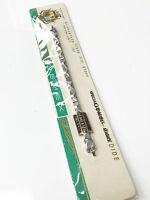 Gemex Candide Original Vintage 5.5mm Short Silver Expandable Watch Band