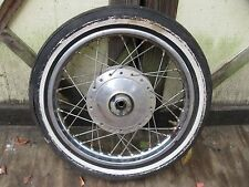 1965 Honda Benly CA95 150 Dream Front Wheel