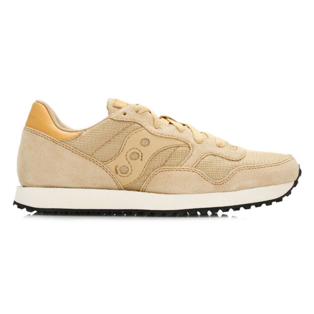 Saucony Womens Tan DXN Trainers UK 5 EU 38 LN091 JJ 08