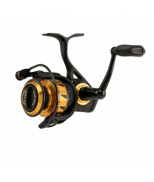 1481261 Mulinello Penn Spinfisher VI IPX5 pesca mare Spinning 3500 FD       CAS