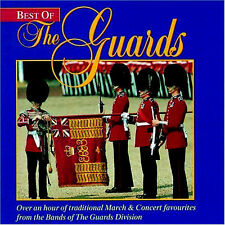 THE GUARDS CD ~ 58 Minutes Of Traditional Military March & Concert Favourites