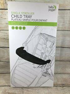 BABY-JOGGER-Child-Tray-Single-Stroller-NIB-City-Mini-Mini-GT-Elite-Summit-X3