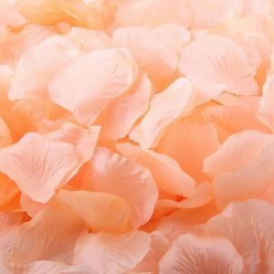 Party Decoration Flower Wedding Confetti Petals 1000pcs Table Rose