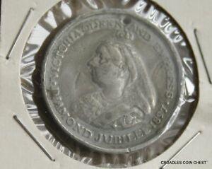 Queen Victoria Diamond Juubilee Medal 1897