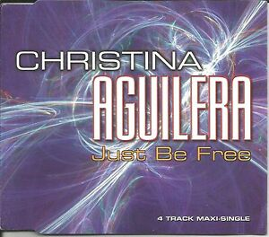 Details about CHRISTINA AGUILERA Just Be Free REMIXES & LATIN UK CD Single  SEALED USA seller