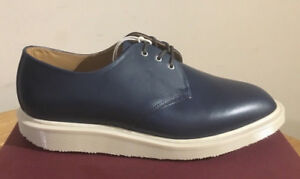 Martens Leather Dr Shoes Navy Tucson Torriano 5 Size Uk dFCvCq