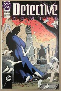 Detective-Comics-1937-series-610-DC-comics-Batman