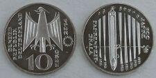 """10 Euro Gedenkmünze 2014 CuNi """"Fahrenheit-Skala"""" st."""