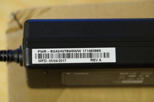 Genuine PWR-BGA24V78W0WW Zebra power supply