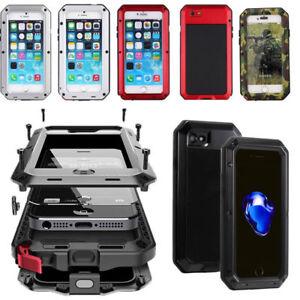 super popular 3a5e3 b02a6 Details about LUNATIK TakTiK OEM Extreme Premium Protection iPhone Case –  Shockproof Dustproof