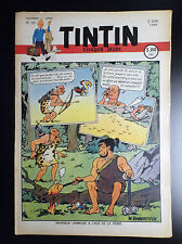 Fascicule Périodique Tintin N° 22 1949 TBE Vandersteen