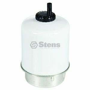 image is loading stens-120-728-fuel-filter-john-deere-re50455-
