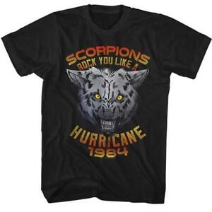 Details about SCORPIONS ROCK YOU LIKE A HURRICANE HARD ROCK HEAVY METAL  BAND CONCERT T-Shirt