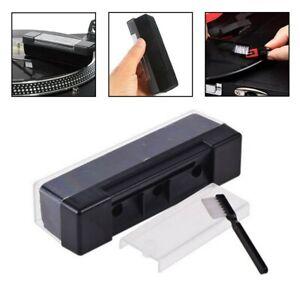 Vinilo-Registros-Limpieza-Kit-Terciopelo-Limpiador-con-2-Pequeno-Cepillo-CD-Dust