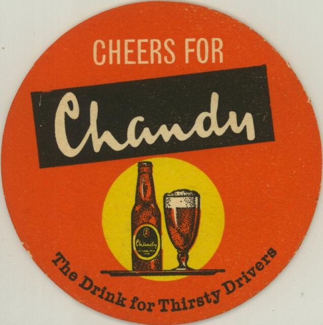 Vintage Coaster. Chandy