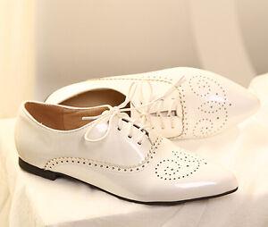 Terre Mocassins Ballerines Cm Pan De Chaussures Femmes Blanc La Talon Pour 2 Cwdqp0