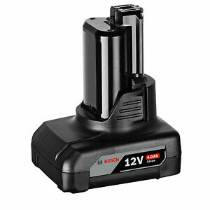 Bosch Akku GBA 12 Volt / 4,0 Ah, O-B Professional Ersatzakku ehem. GBA 10,8 V
