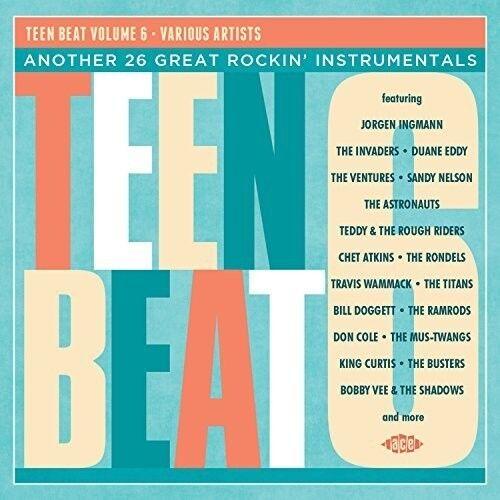 Various Artists - Teen Beat Vol 6 [New CD] UK - Import