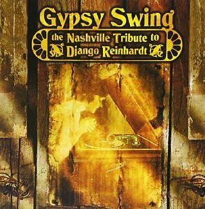 Pat-Bergeson-Richard-Smith-CD-Nashville-Tribute-To-Django-2003-Like-New