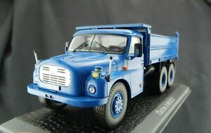 LKW-Tatra-148-S-3-7167105-DDR-Modell-ATLAS-COLLECTIONS-1-43-A1126