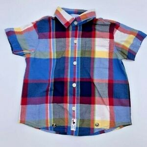 Janie and Jack Button down shirt 6-12 Months