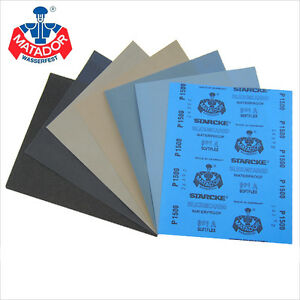 Wet-And-Dry-Sandpaper-120-10000-Grit-Abrasive-Sanding-Paper-Sheets-Waterproof
