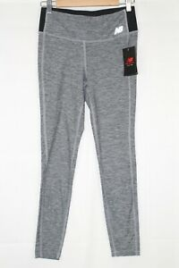 New-Balance-Women-039-s-Core-Space-Dye-Legging-Medium-Gray-WP93852