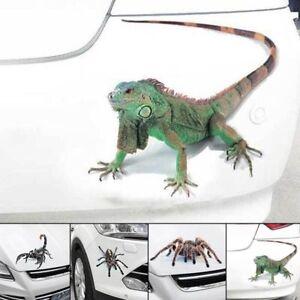 3D-New-Vehicle-Hood-Decal-Truck-Spider-Crawling-Scorpion-Auto-Decor-Car-Sticker