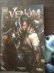 VENOM-2018-MOVIE-COMIC-Marvel-Custom-Edition-Exclusive-Official-Collectable