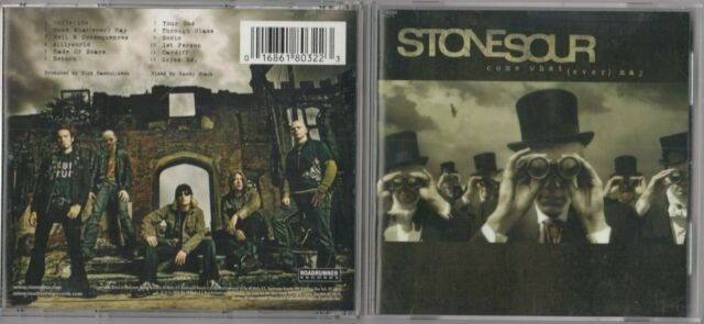 Come What Ever May Clean Edited By Stone Sour Cd Aug 2006 Roadrunner Records For Sale Online Ebay