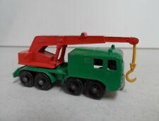 30 8-Wheel Crane REPRO BOX MATCHBOX 1:75 n