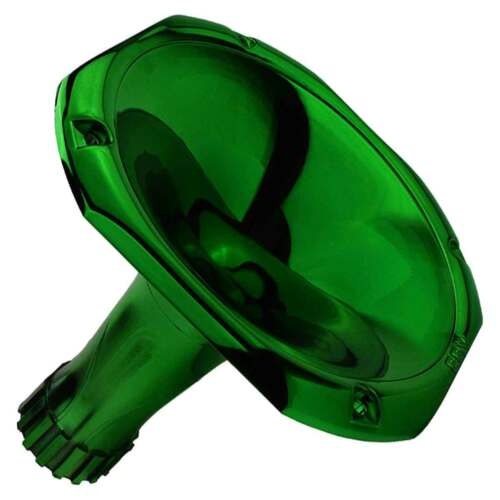 PRV Audio WGP14-25 Green CR 1 Screw-On Waveguide Midrange Tweeter Horn 45?X45?