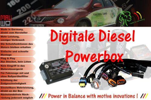 Digitale Diesel Chiptuning Box passend für Opel Astra 1.3 CDTI 90 PS