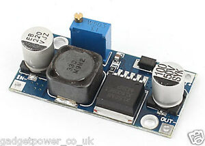 4A-32W-DC-DC-STEP-UP-BOOST-CONVERTER-3-32V-TO-5-35V-XL6009-REPLACES-LM2577