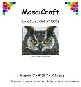 MosaiCraft Pixel Craft Mosaic Art Kit /'The Eyes Have It/' Pixelhobby