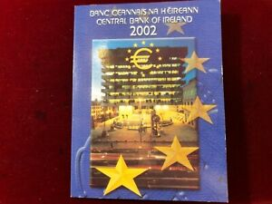 Irlande-Ireland-Eire-2002-Serie-Lot-Divisionnaire-FDC