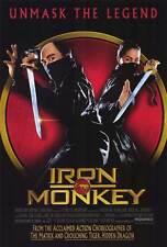 IRON MONKEY Movie POSTER 27x40 Rongguang Yu Donnie Yen Jean Wang Yee Kwan Yan