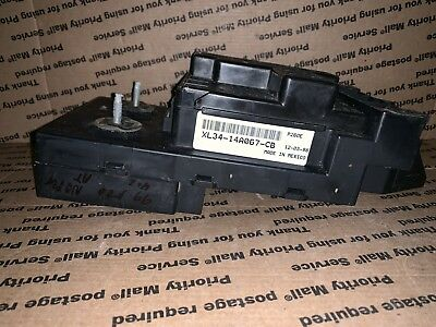 2003 ford f 250 fuse box xl34 14a067 cb 1999 ford f250 at 4x2 5 4l no pw fuse block fuse  xl34 14a067 cb 1999 ford f250 at 4x2 5