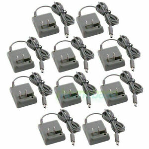 10x Travel Wall Charger Home Power Supply Cable For Nintendo DS Lite DSL NDSL US