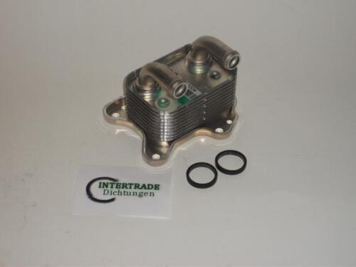 Ölkühler refroidisseur d/'huile Opel ASTRA G 1.7 DTI 16v-y17dt