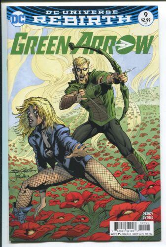 DC COMICS//2016 GREEN ARROW #9 NEAL ADAMS REBIRTH VARIANT COVER