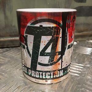 2x-T4-mug-Van-oil-Gift-Mechanic-Gift-11oz-Tea-coffee-gift-Oilcan-Vw-Oil-Can