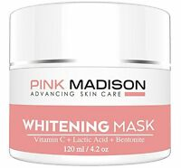 Skin Lightening Whitening Cream Mask. Use As Dark Spot Corrector To Brighten ...