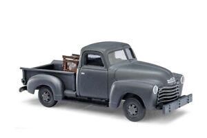 Busch-48236-Chevrolet-American-Van-Pick-Up-gt-gt-Burner-lt-lt-H0