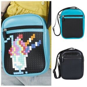 Retro-Upixel-Uanyi-Pixelbags-Shoulder-Bag-NEW-FREE-PIXELS-2-COLORS